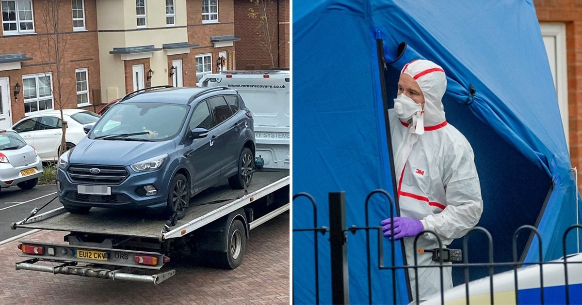 Man, 27, charged with murder after woman, 25 'stabbed then run over' outside her home