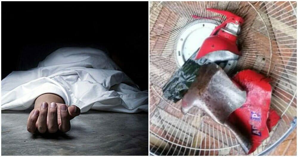 43yo Kedah Technician Dies After Damaged Fire Extinguisher Suddenly Explodes