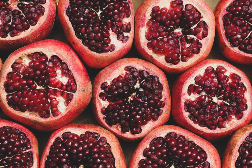 红石榴抗氧化能力比绿茶、红酒高3倍 科学实证石榴6大功效