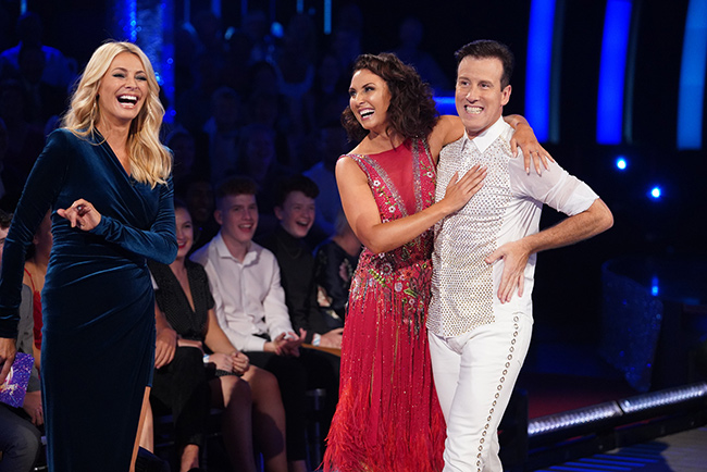 Strictly star Anton du Beke opens up about secret wedding