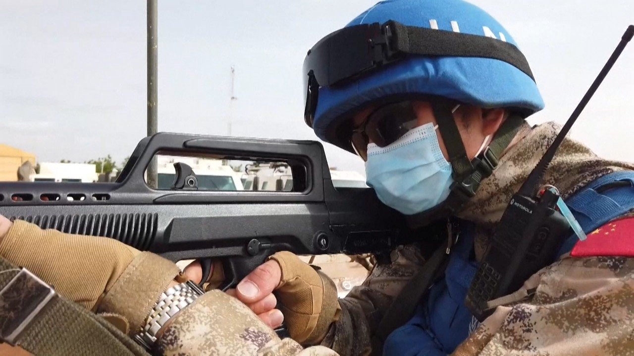 China likely to take bigger role in peacekeeping missions in West Africa