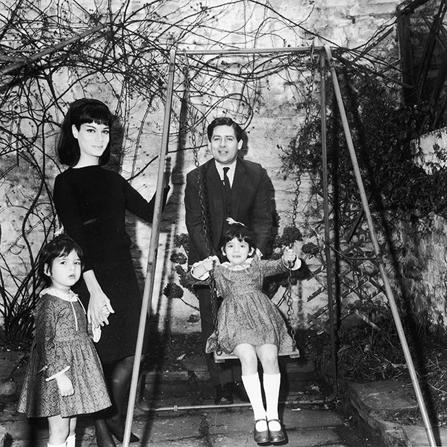 Nigella Lawson's home life revealed: her children, siblings and former husbands