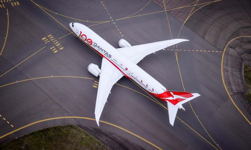 Qantas to require Covid-19 vaccination for international travellers