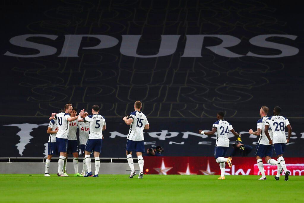 Spurs confirm losses of £63.9 mil as Covid-19 hits revenue