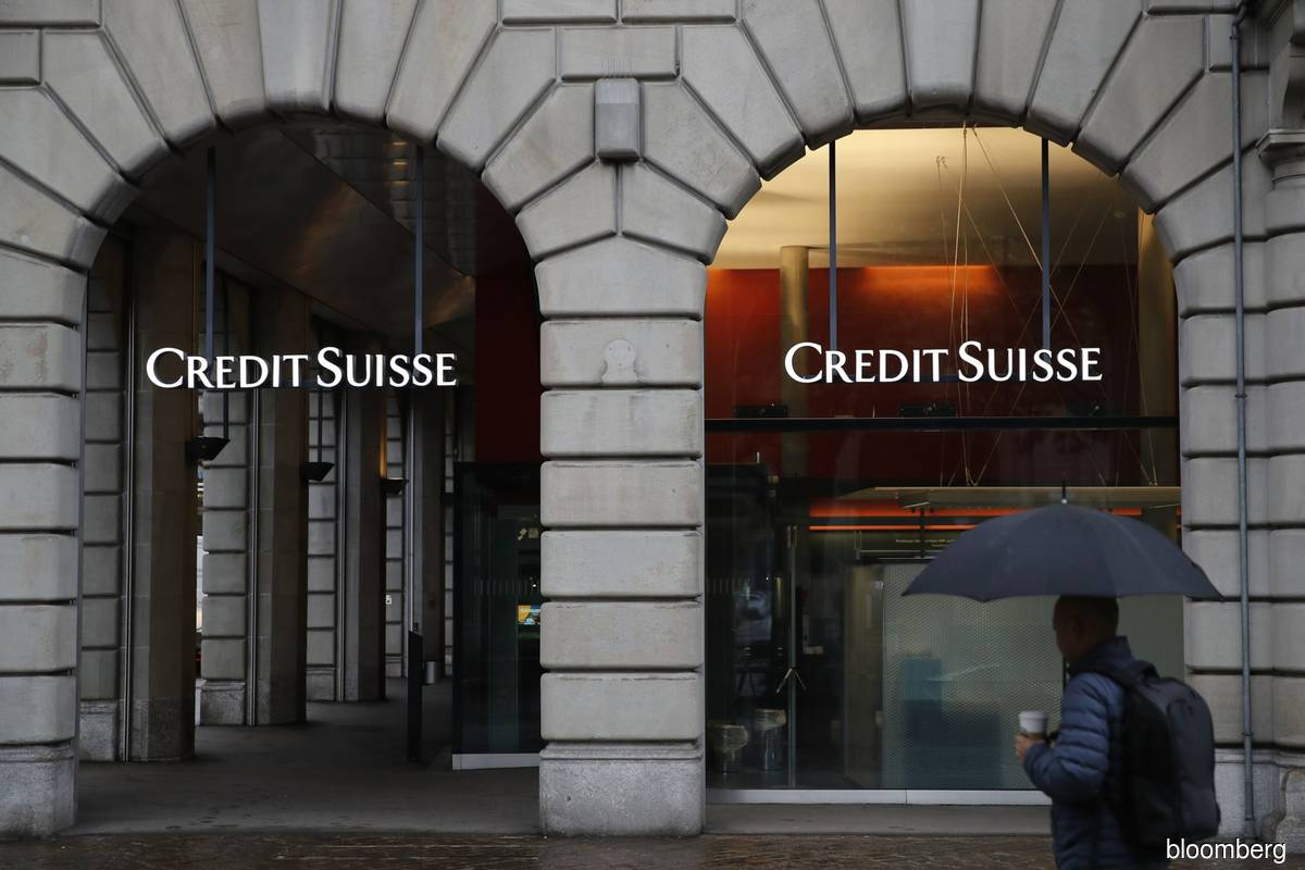 Credit Suisse weighs replacing risk chief after month of miscues