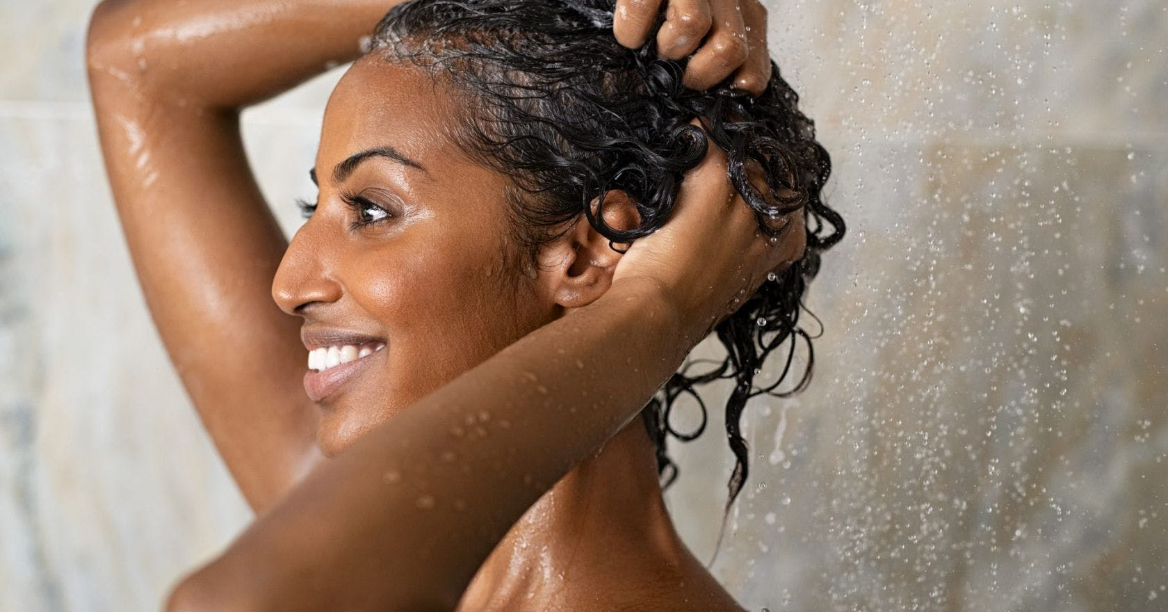 What causes greasy hair and how to stop it