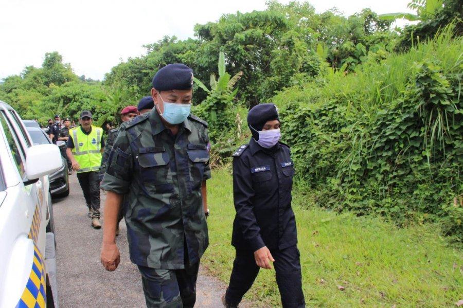 【马泰边境枪战】6嫌犯落网 4人从泰国引渡大马助查