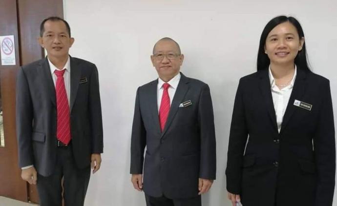 马华3关丹市议员宣誓就职
