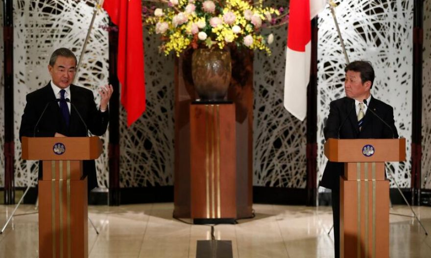Japan and China to restart business travel, coordinate on East China Sea