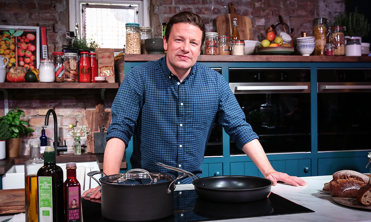 Jamie Oliver has the best hack for cooking speedy crispy chicken