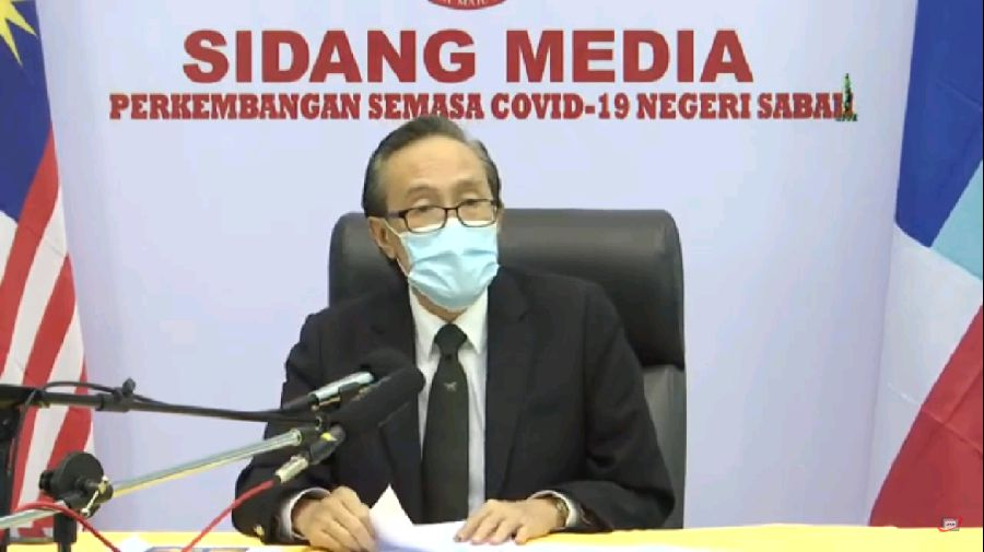 Sabah Covid-19 red zones increase to 15