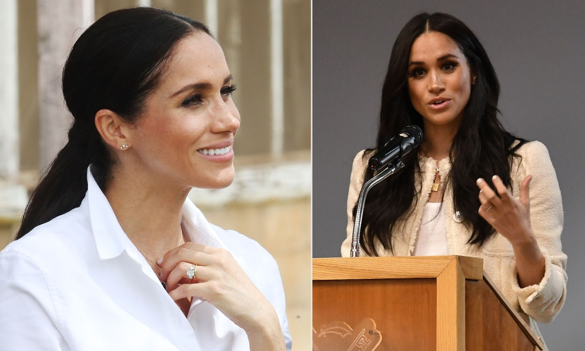 Meghan Markle's meaningful jewellery is in the Black Friday sale - at huge discounts