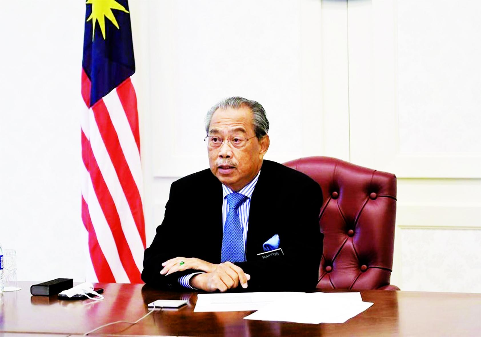 马国会同意预算案 首相慕尤丁通过考验