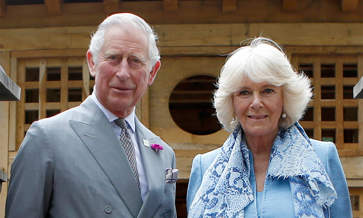 Prince Charles and Duchess Camilla record special message to open Holocaust Memorial Day