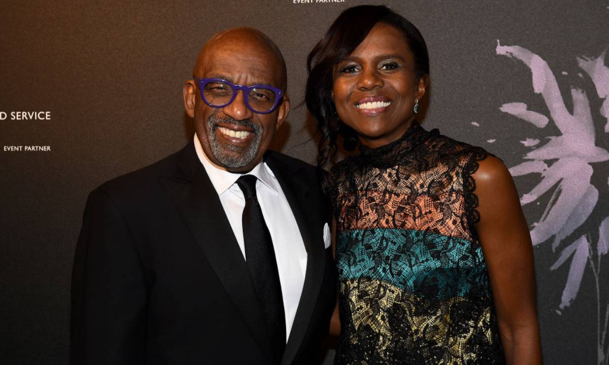 Al Roker's inspirational throwback photo with wife Deborah will leave you speechless