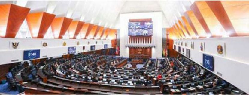 国会财案委员会阶段辩论 阿兹哈:下议院延长2天