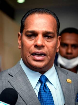 Covid-19 screening programme for foreign workers to begin Dec 1 - Saravanan