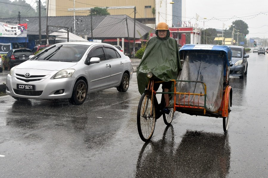 Weather warning alert in Kelantan, Terengganu, Sabah