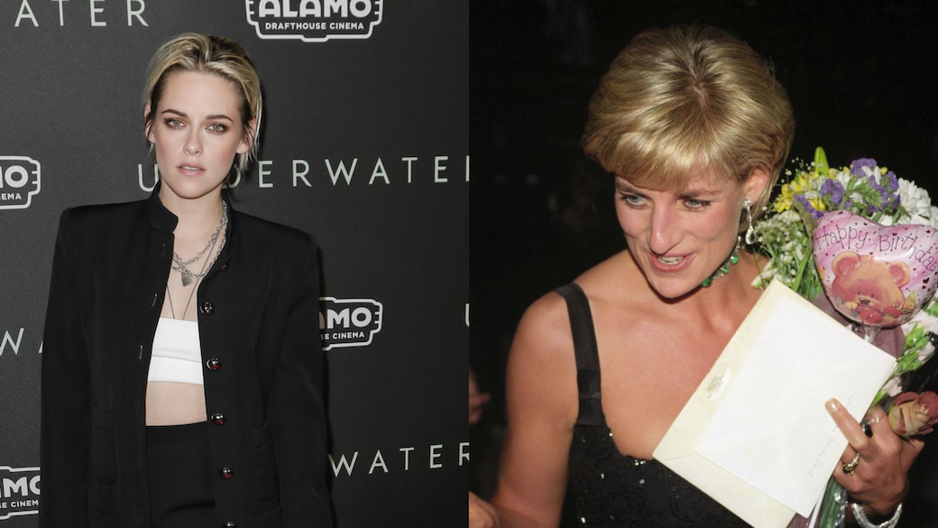 """Kristen Stewart Feels """"Protective"""" Of Princess Diana As She Prepares To Play The Royal"""