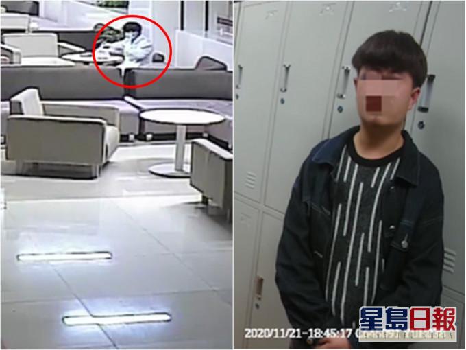 偷穿白袍假冒医生 杭州少年闯医院偷外卖