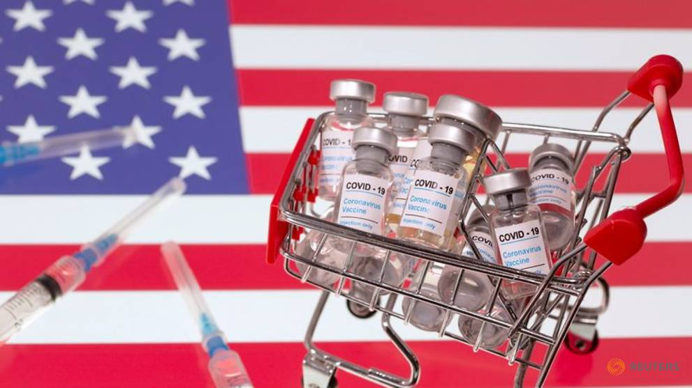With hospitals under siege, US moves closer to COVID-19 vaccine