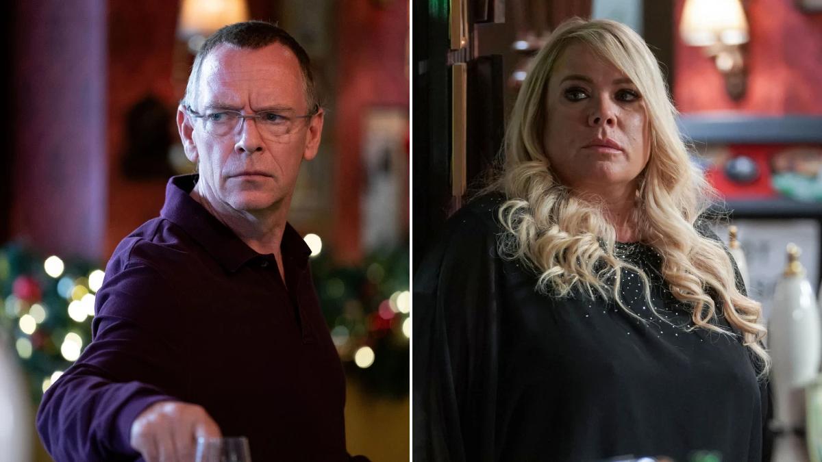 EastEnders spoilers: Will Ian Beale die as Sharon Watts finds his body?