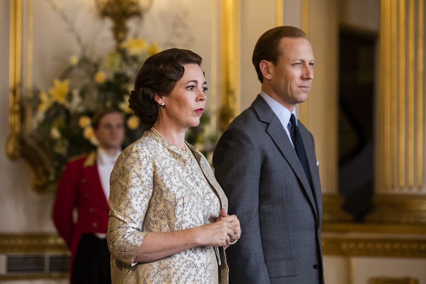 Netflix hit 'The Crown' should carry fiction warning: Minister
