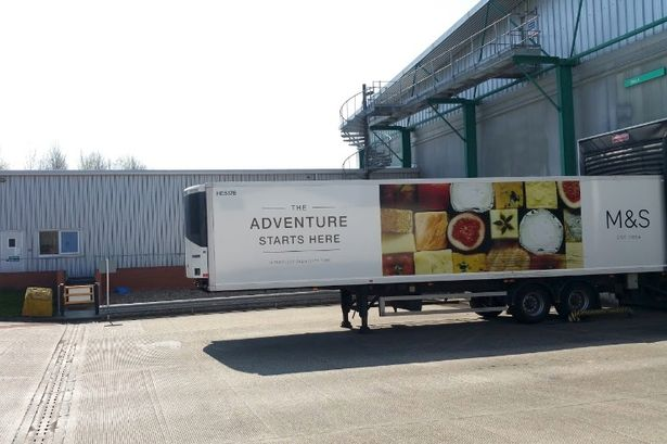 Worker at factory supplying M&S salads dies after contracting Covid amid staff outbreak