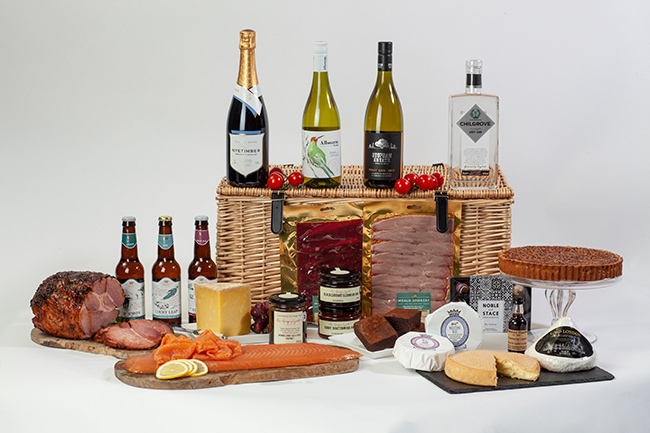 Best Christmas Hampers 2020: from Fortnum & Mason and Harrods to Marks & Spencer and Aldi