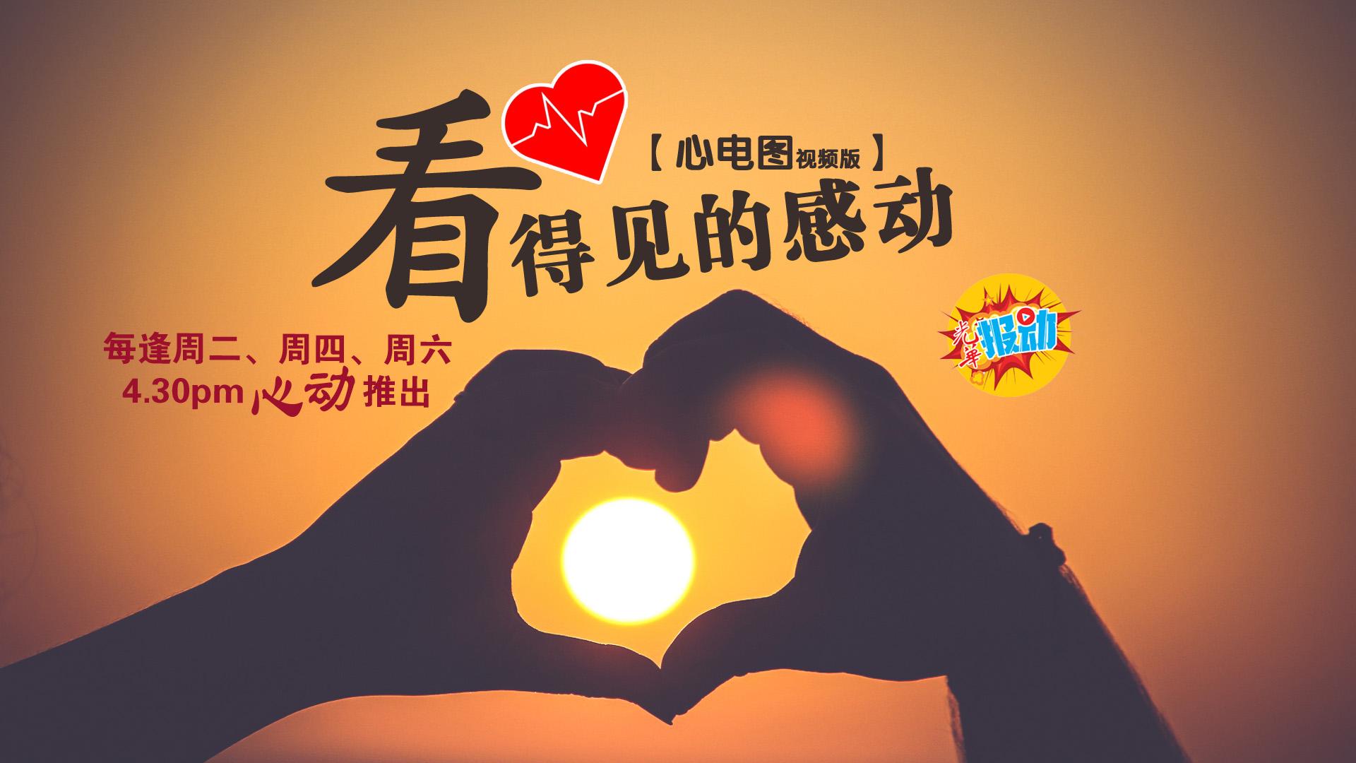 """【心电图】用""""爱""""琴声陪你到最后"""