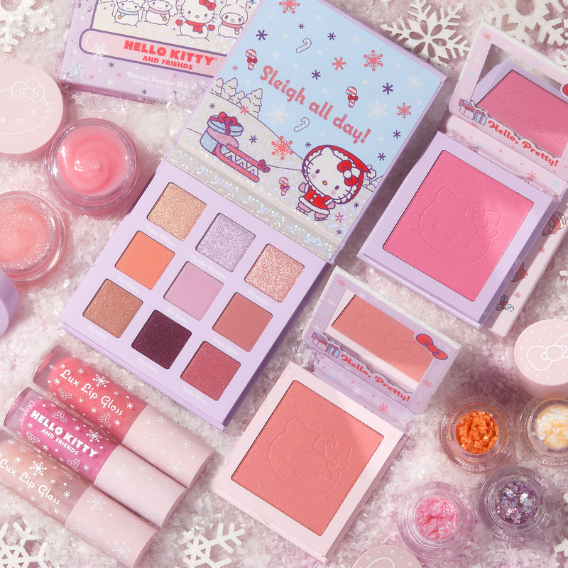 A Brand-New Hello Kitty x ColourPop Collection Is Launching
