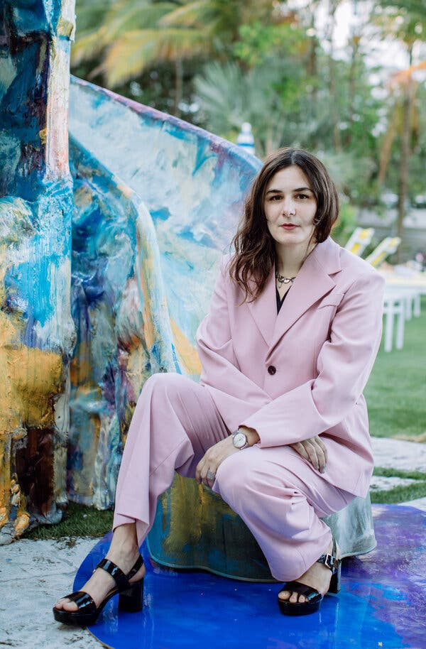 In Miami Beach, the Art Scene Has Moved Outdoors