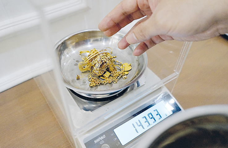 Gold price has room to go lower