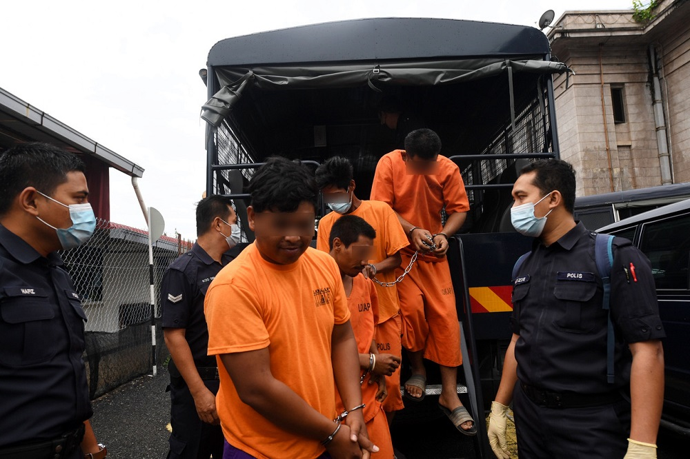 Another 15 suspects in fatal Malaysia-Thailand border shooting case remanded