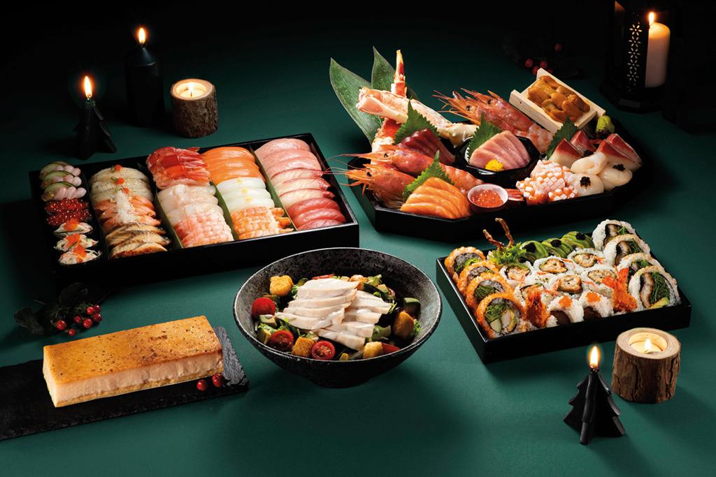 最高可享75折优惠!日本料理专门店「千両」推出外卖圣诞盛 原板马粪海胆/鳕场蟹/寿司/刺身等10款到会选择
