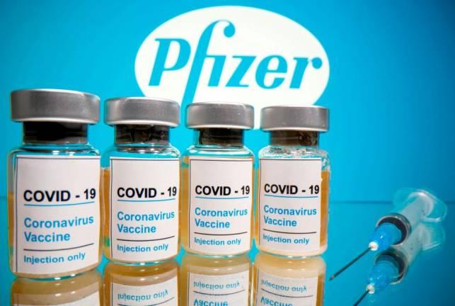 UK approves Pfizer-BioNTech Covid-19