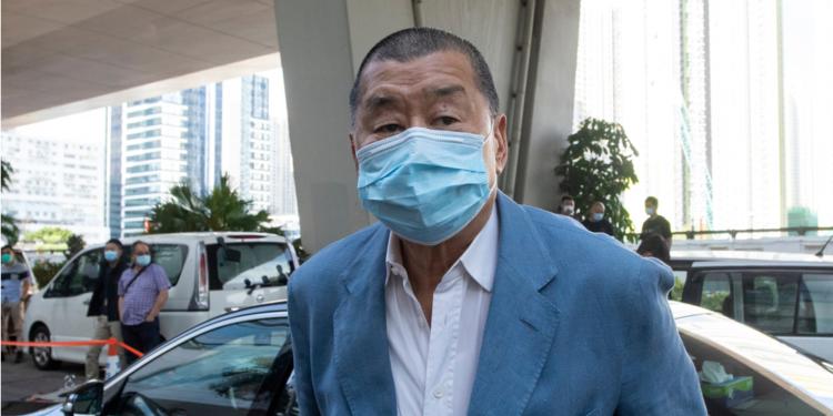 Hong Kong media mogul faces national security charge