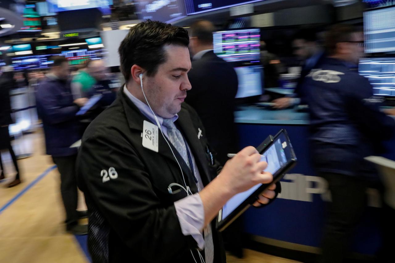 Nasdaq slumps as surge in bond yields pressures tech stocks