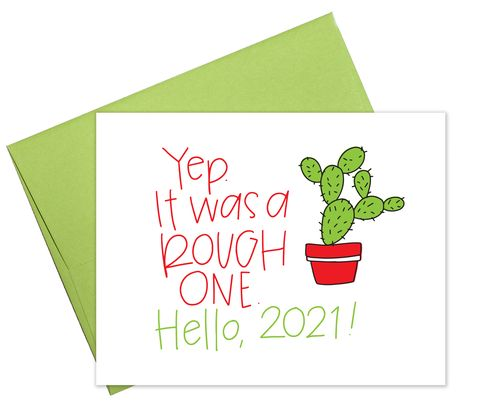 2020 Hasn't Been Merry. Should Its Holiday Cards Be?