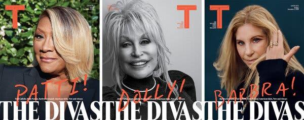 Celebrating Three of America's Most Beloved Divas