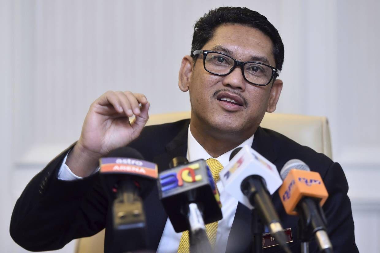 'Perak crisis solved after Zahid, Abdul Hadi referred to me', caretaker MB jibes in Parliament