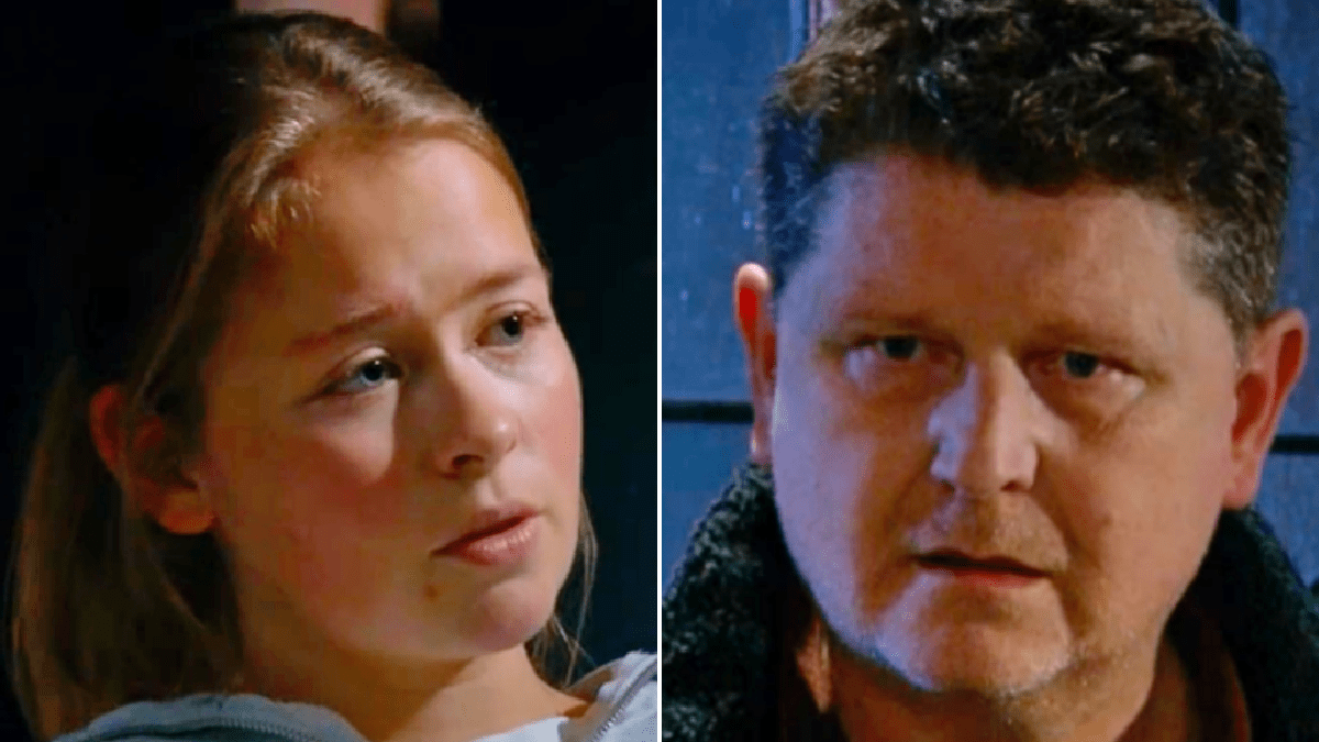 Emmerdale spoilers: Liv Flaherty blackmails Paul Ashdale to keep him quiet about her seizure