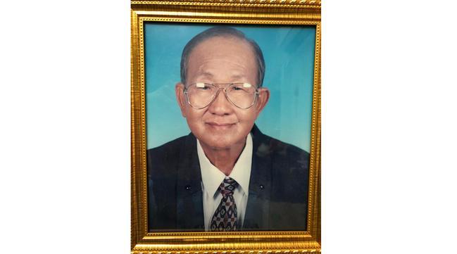 民政主席刘华才丁父忧 遗灵下周一举殡