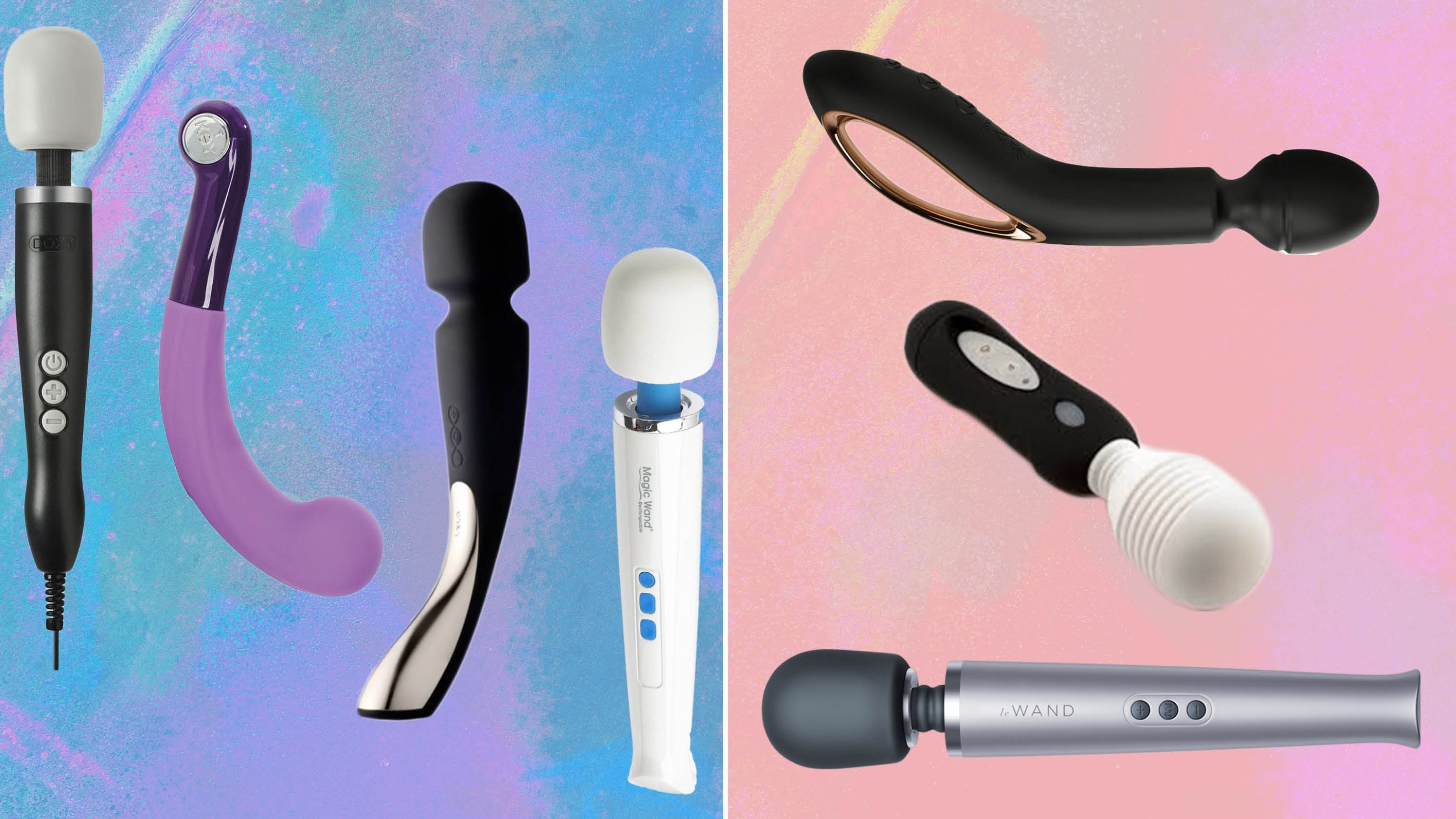 29 of the Most Powerful Wand Vibrators You Can Buy Online