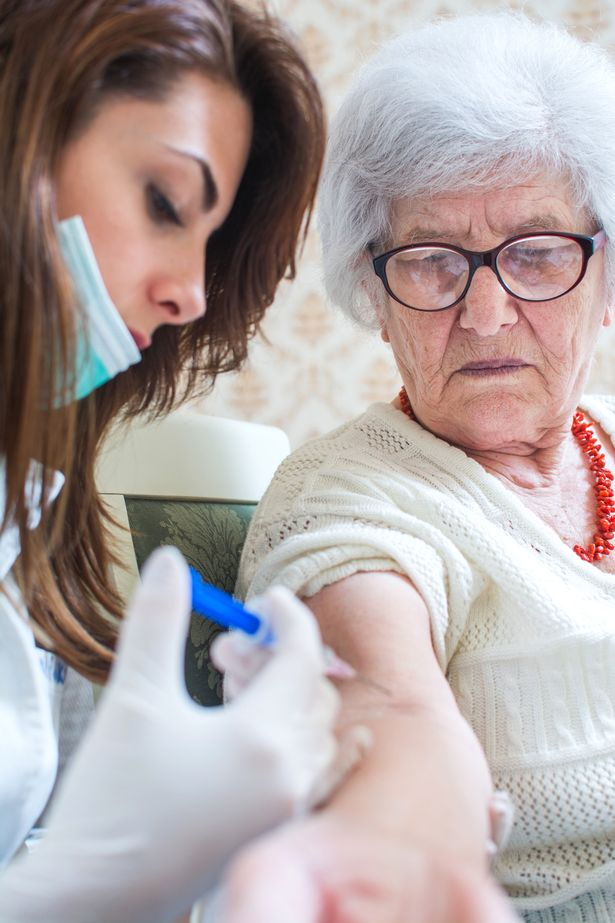 Covid vaccine plans for care home in chaos after frail residents told to 'get on bus'