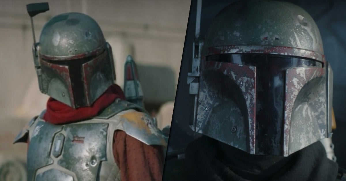 The Mandalorian Reveals the Full Power of Boba Fett's Armor