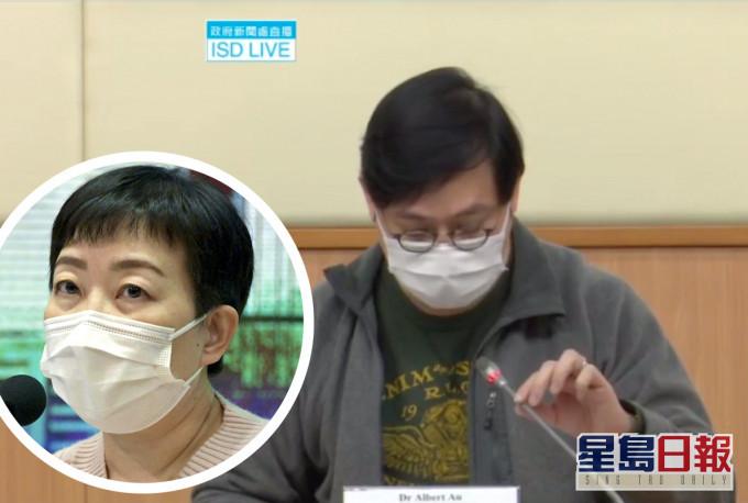 张竹君首次缺席疫情记者会 网民纷纷留言大表关心