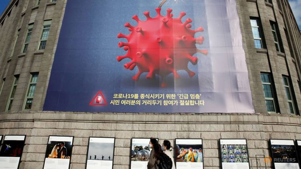 South Korea urges vigilance as COVID-19 clusters emerge in 3rd wave
