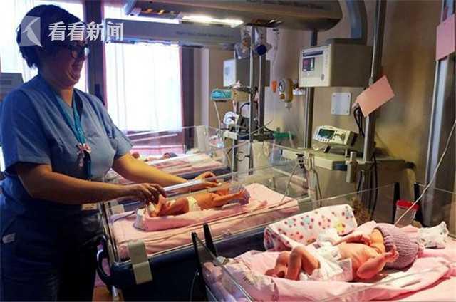 意普拉托一天迎来14名新生儿 其中5名婴儿为华人
