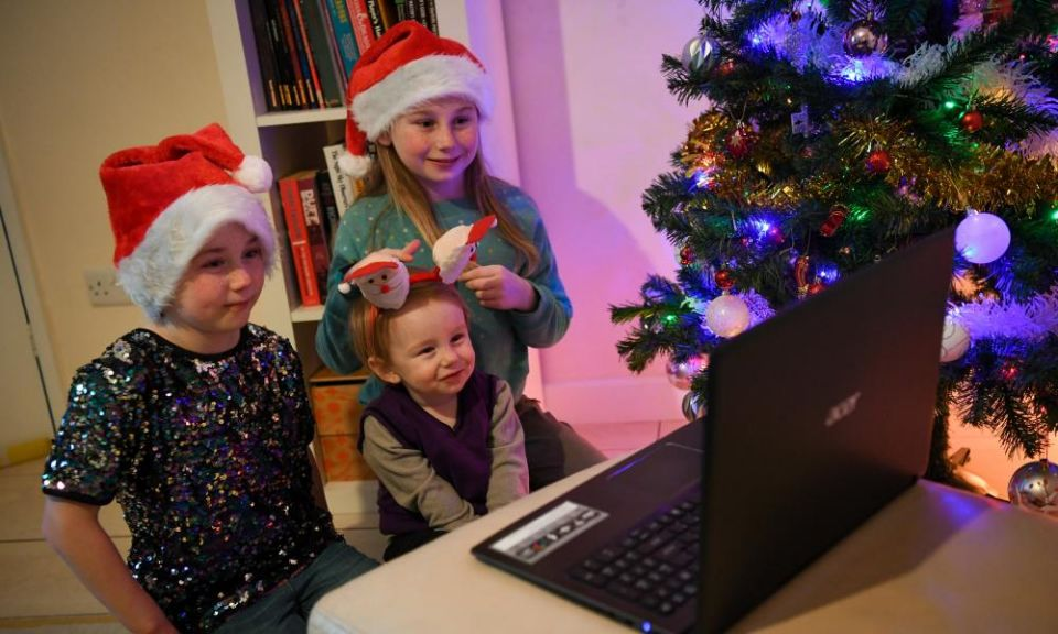 UK families: will you be spending this Christmas apart?